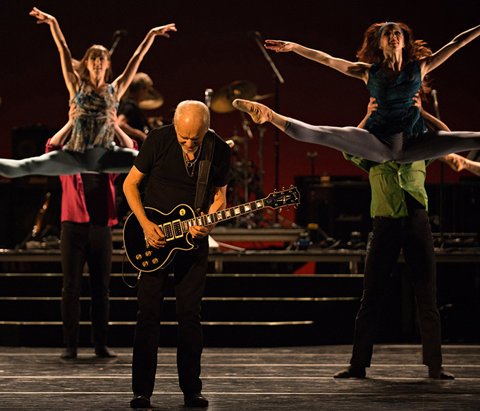 peter frampton with ballet