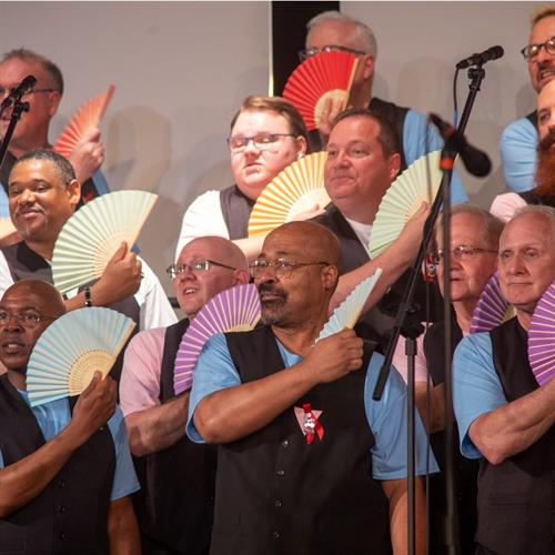 Cincinnati Mens Choir Pride