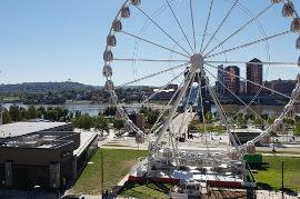 Ferris Wheel and Roebling