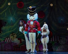 Salome Tregre in The Nutcracker